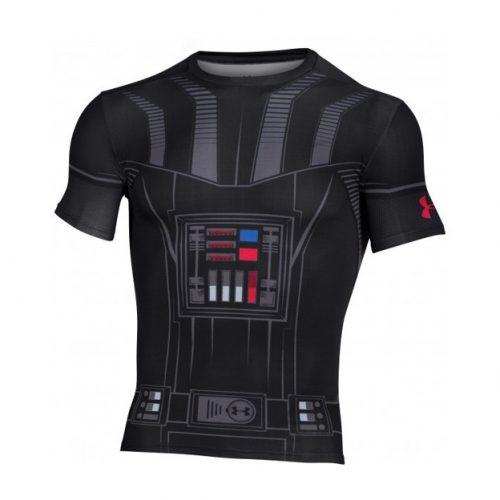 Star Wars UA Vader Compression Shirt