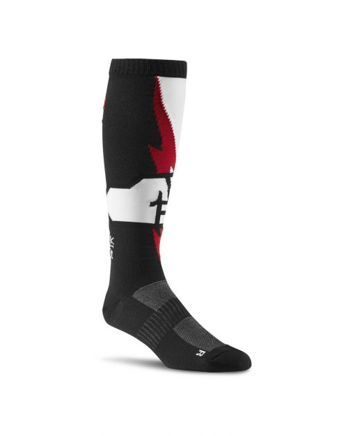 Reebok Crossfit Knee Black Socks