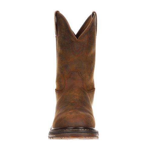 "Rocky Original Ride Roper 10"" Boots"