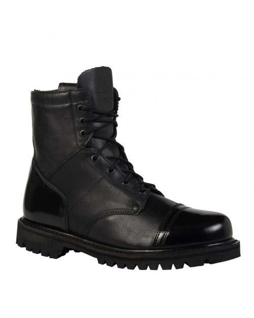"Rocky 7"" Size-Zip Jump Boots"