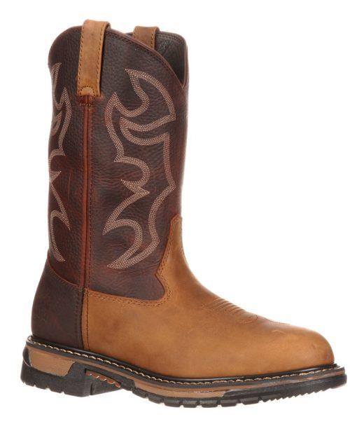 Rocky Branson Roper Boots