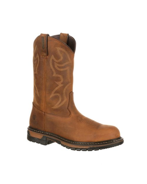 Laredo Branson Steel Toe Boots