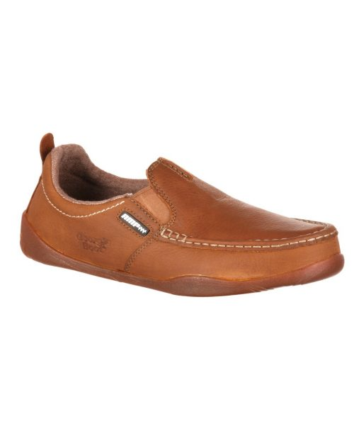 Georgia Cedar Falls  Slip On Moccasins
