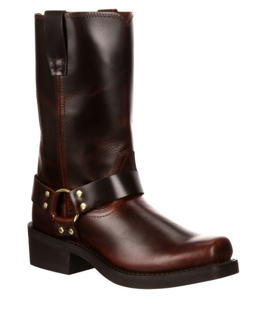 Durango  Harness Brown Boots