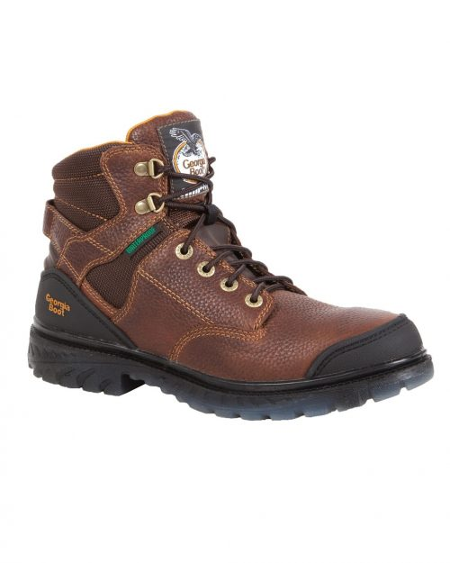 Georgia Zero Drag Steel Toe Waterproof Work Boots