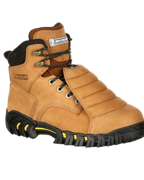 "Michelin Sledge 6"" Steel Toe Boots"