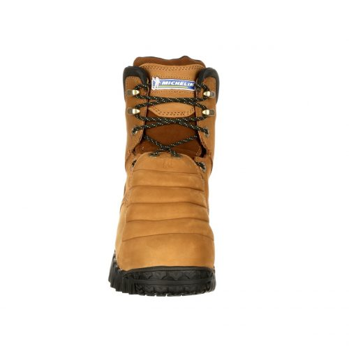 "Michelin Sledge 8"" Steel Toe Boots"