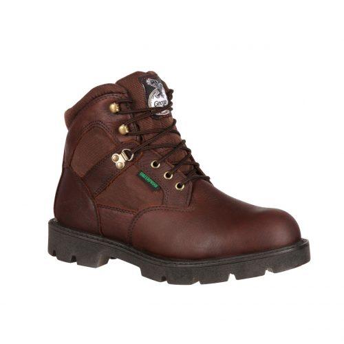 Georgia Homeland Waterproof Work Boots