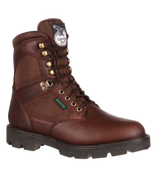 Georgia Homeland Steel Toe Waterproof Work Boots