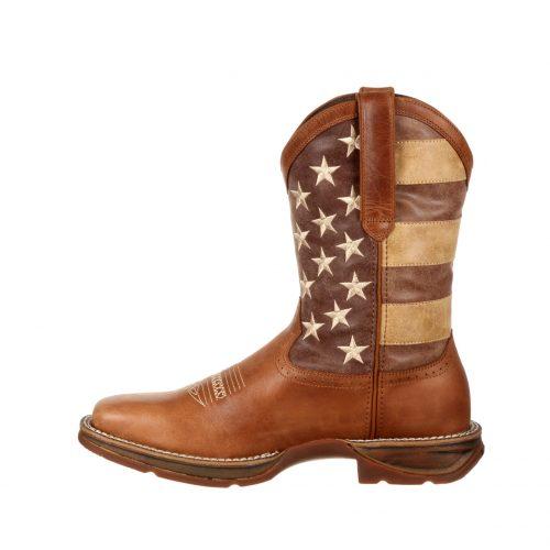 Durango  Rebel Faded USA Flag Boots