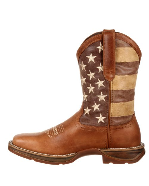 Durango  Rebel Faded USA Flag Boots