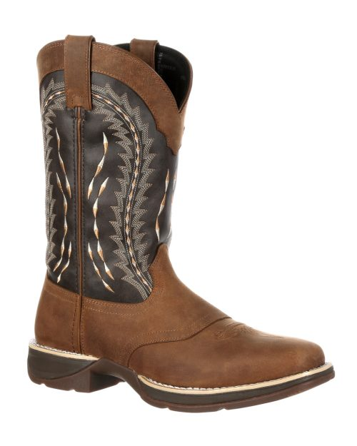 Durango  Rebel Mid-Square Toe Boots