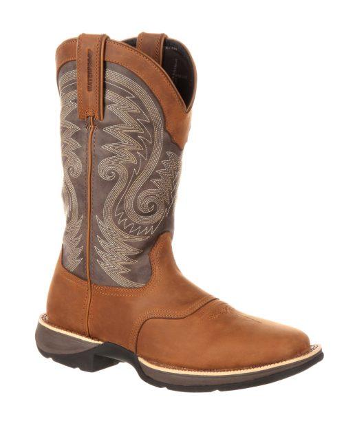 Durango Saddle waterproof Boots