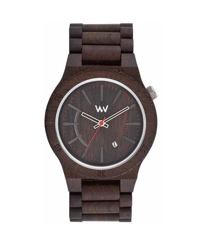 WeWood Assunt Chocolate Watch