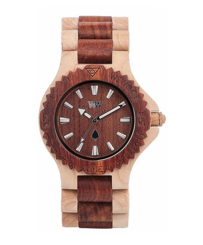 WeWood Date Beige/Brown Watch