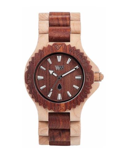 WeWood Date Beige/Brown Watch
