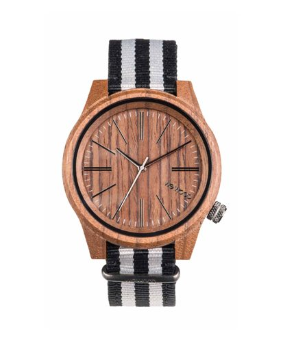 WeWood Torpedo Nut Grey Watch