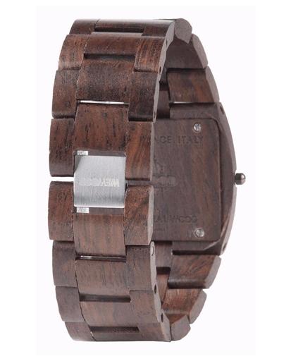 WeWood Jupiter Chocolate Watch