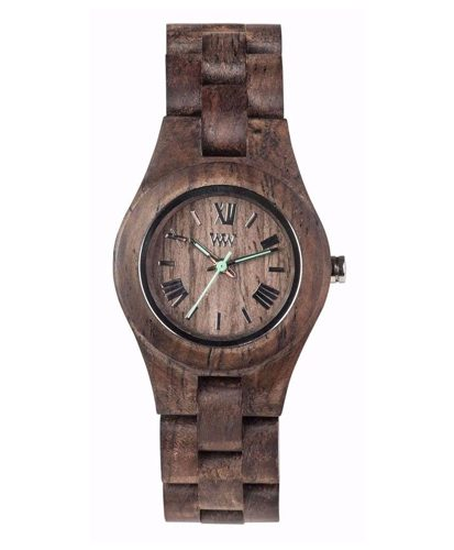 WeWood Criss Choco Rough Watch
