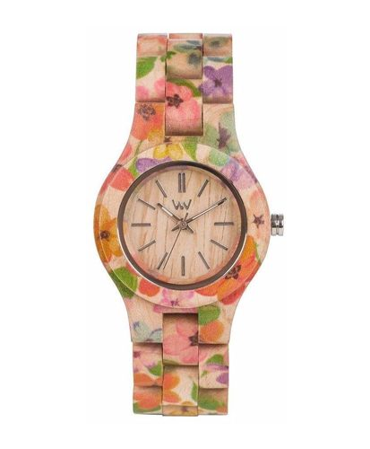 WeWood Criss Flower Beige Watch
