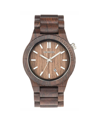 WeWood Arrow Chocolate Watch
