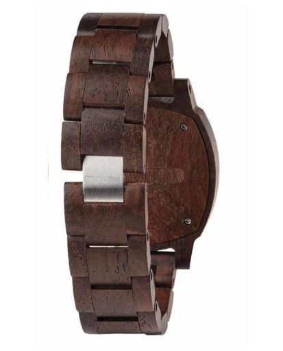 WeWood Motus Chocolate Watch