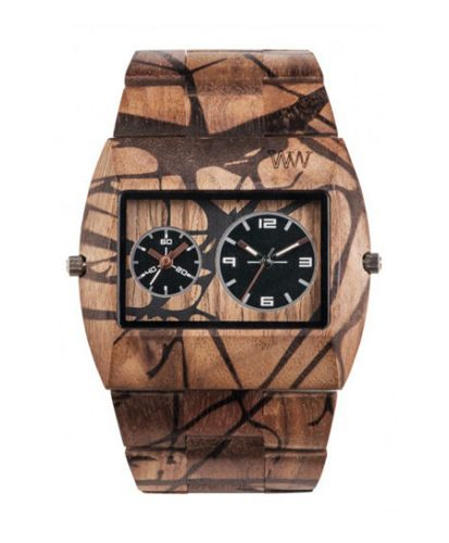 WeWood Jupiter Nature Tree Nut Watch