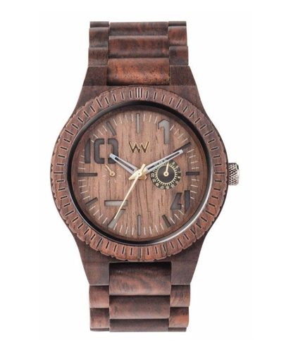 WeWood Oblivio Chocolate Watch