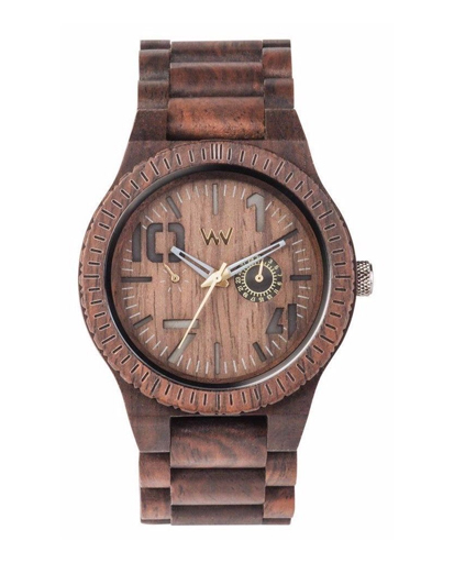 WeWood Oblivio Chocolate Watch