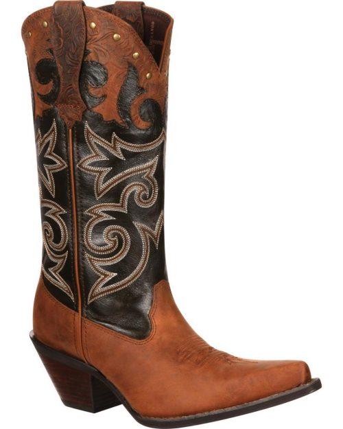 Durango Crush Underlay Boots