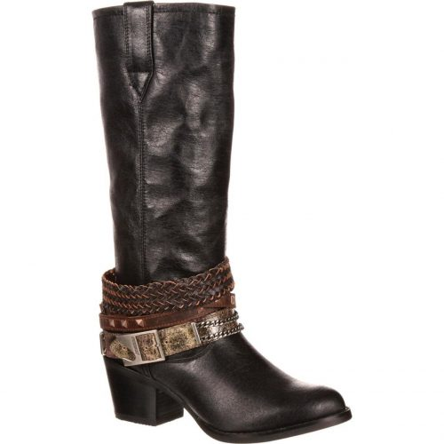 Durango Black Philly Accessorized Boots