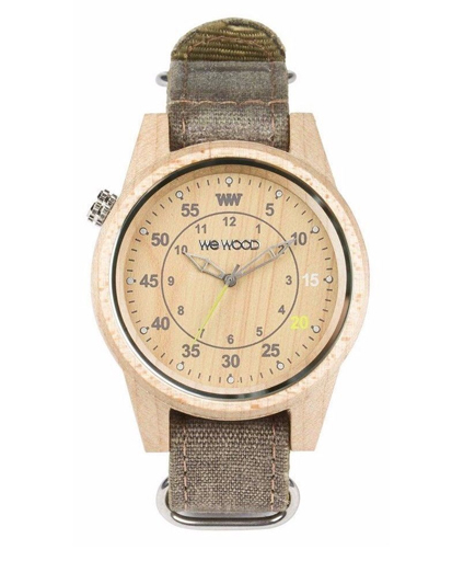 WeWood Duhbe Choco Beige Watch