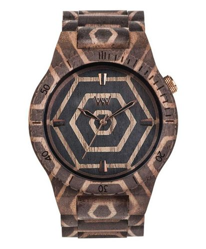 WeWood Alpha Nature Beehive Nut Watch