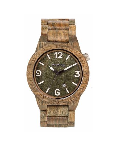 WeWood Alpha Army Watch