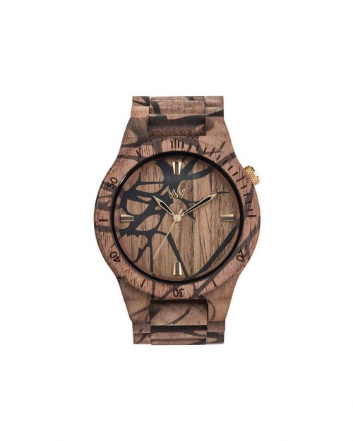 WeWood Alpha Nature Tree Nut Watch