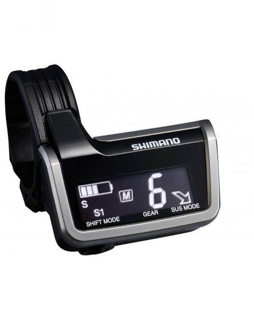 Shimano XTR Di2 System Information Display