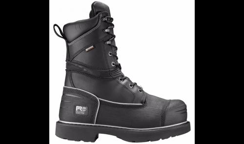 "Timberland Pro 10"" Gravel Pit Steel Toe Mining Boots"