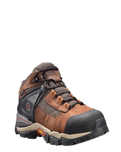 Timberland Pro Hyperion Mid Alloy Waterproof Work Boots