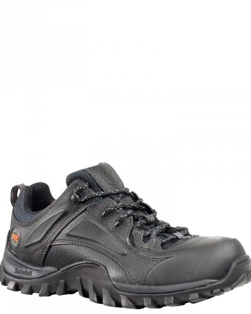 Timberland Pro Mudsill Black Steel Toe Work Shoes