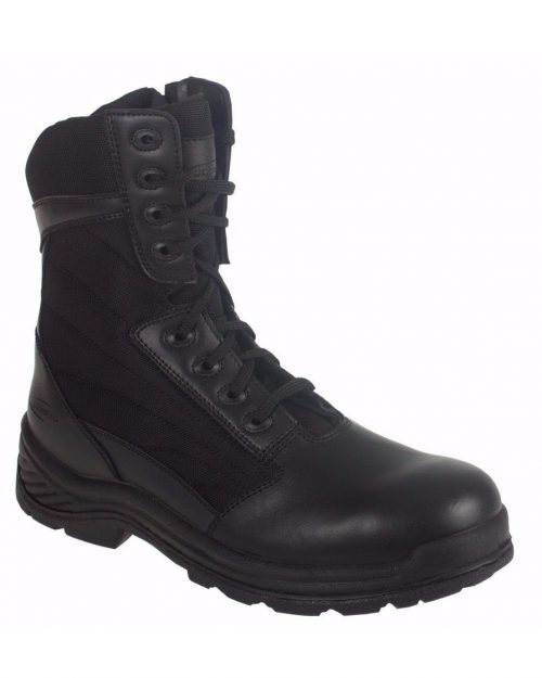 "Knapp  8"" Tactical Boots Side Zip"