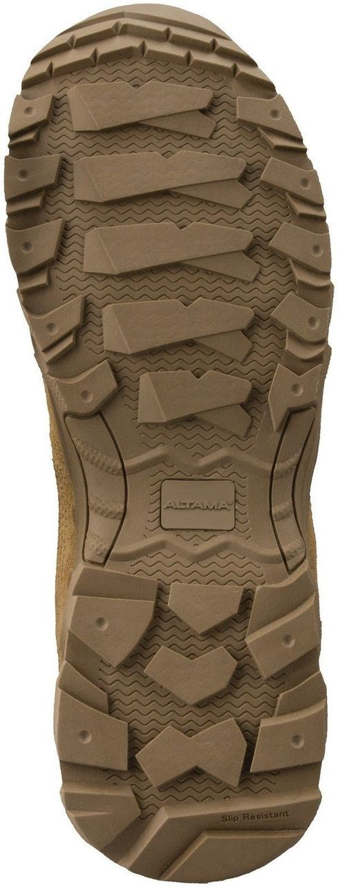 """Altama Hoplite Temperate Weather 8"""" Military Boots"""