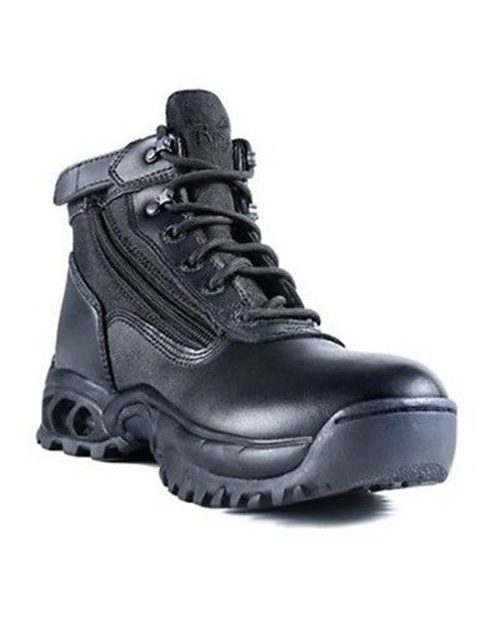 Ridge Outdoors Mid Side Zip ST Military Boots