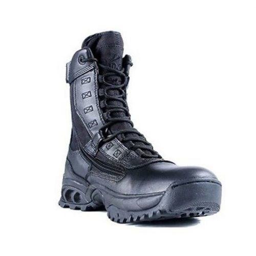 Ridge Outdoor Ghost Zippered ST Military Boots