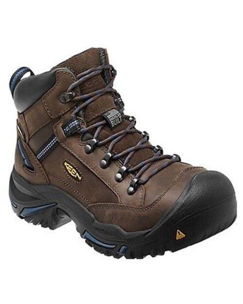 Keen Braddock Mid AL WP Work Boots