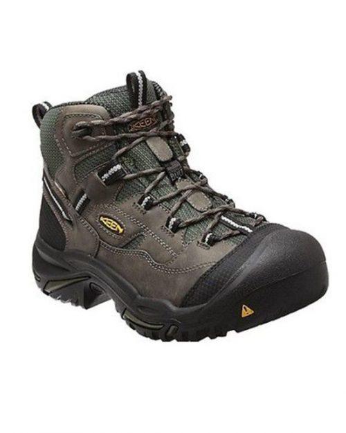 Keen Braddock Mid WP Work Boots (GF)
