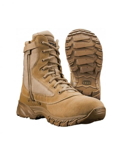 Original S.W.A.T Chase 9'' Side-Zip SP Tactical Boots