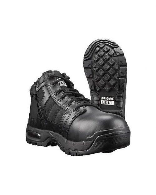"Original S.W.A.T Metro Air 5""  Side Zip Tactical Boots"