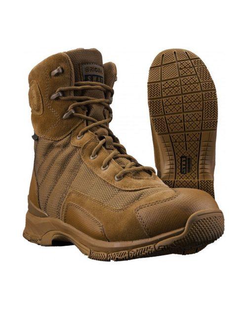 """Original S.W.A.T H.A.W.K. 9"""" Coyote Tactical Boots"""