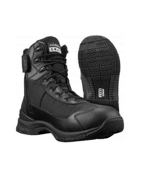 "Original S.W.A.T H.A.W.K 9"" Side-Zip Tactical Boots"