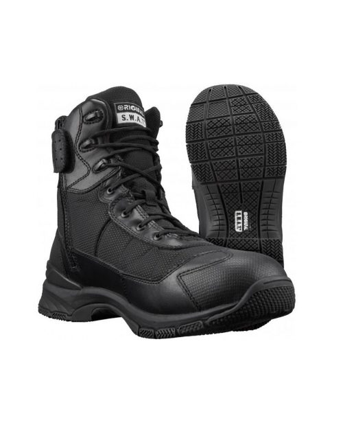 "Original S.W.A.T H.A.W.K. 9"" Side-Zip Tactical Boots"